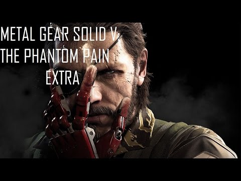 METAL GEAR SOLID V: THE PHANTOM PAIN (EXTRA) D-Dog (DD) als Welpe
