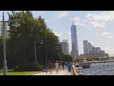 Hudson River Park Recreation Area - Golf, Basketball, Tennis And Beautiful Views