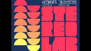 Acordes Químicos - Homenaje a Stereolab [Disco II] - COMPLETO