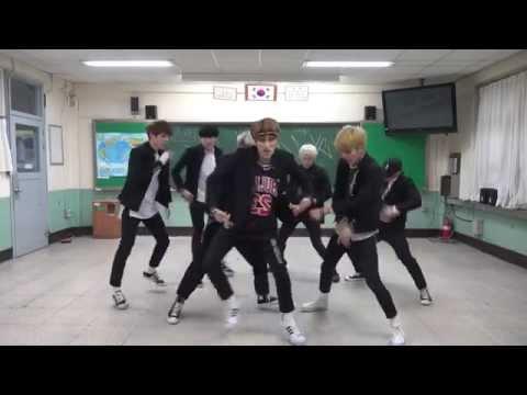 24K (투포케이) - 날라리 (Superfly) Dance Practice Ver. (Mirrored)