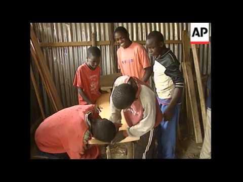KENYA: AIDS ORPHANS ON INCREASE (2)