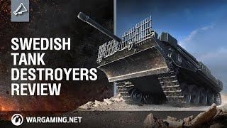 World of Tanks - Swedish Tank Destroyers Review