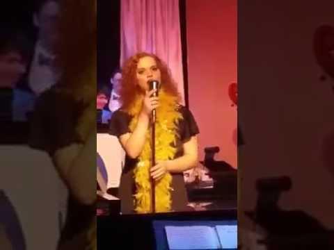 "Sarah Joseph Singing ""Autumn Leaves"" Jazz Concert"