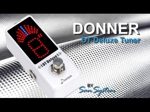 DONNER DT Deluxe (TUNER)