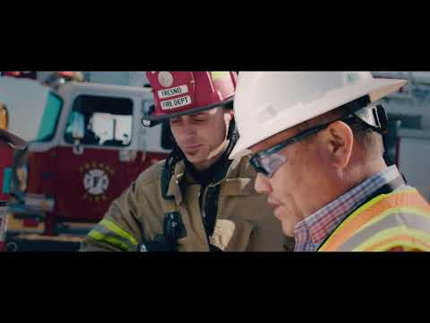 First Responders and PG&E: Fresno Fire Department