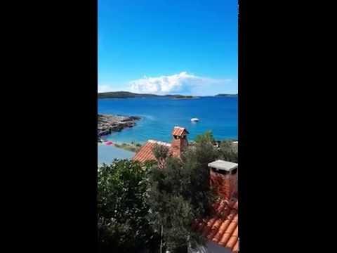 croatia accommodation adria sea rogoznica Chorwatska