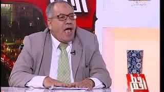 بالفيديو.. نبيه الوحش يهاجم إبراهيم عيسى على الهواء