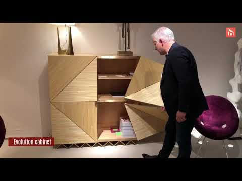 Cool furniture concepts for modern spaces