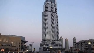 Hotel Report: Address Downtown Dubai Hotel