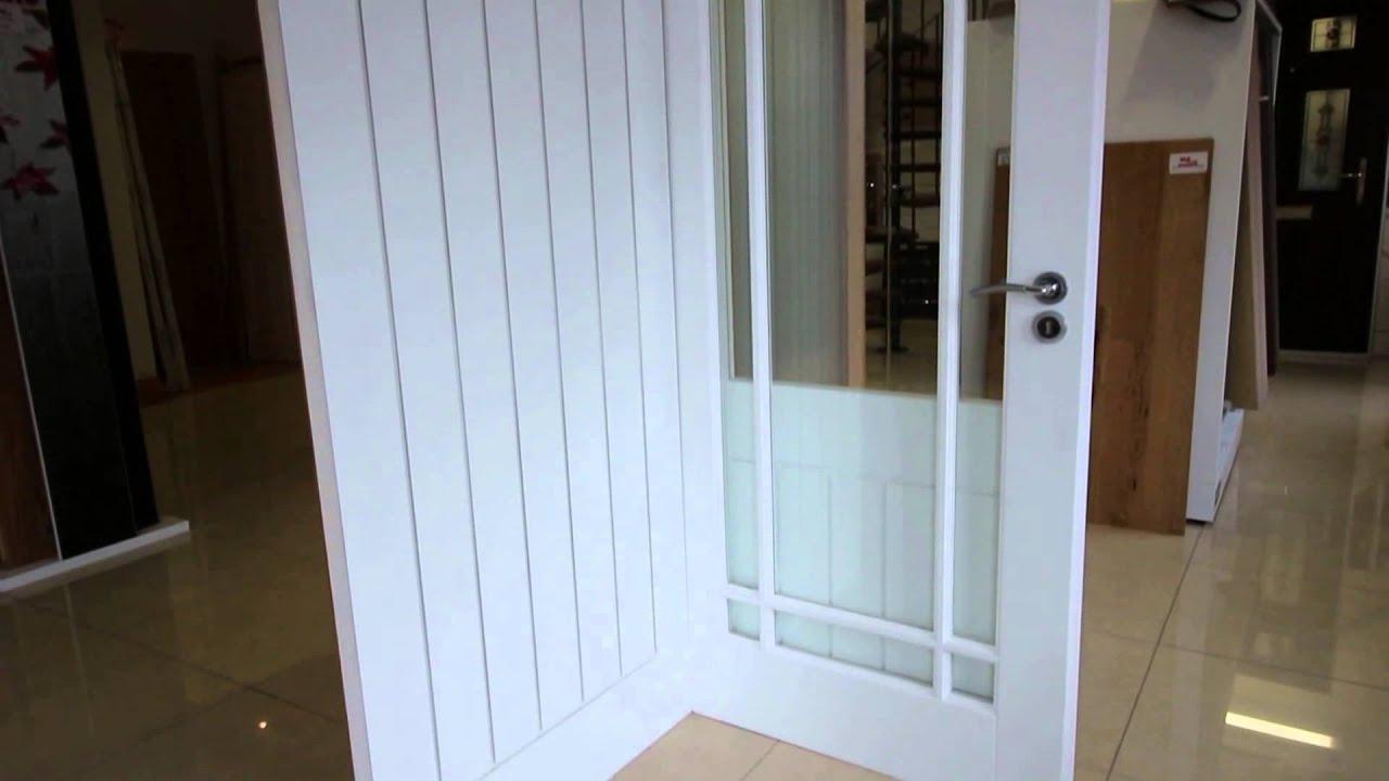 White Primed Doors Murphy Larkin & White Primed Doors Murphy Larkin - YouTube