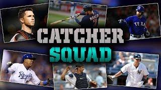 CATCHER SQUAD! LUCROY AT 2B LOL!   MLB The Show 17 Diamond Dynasty