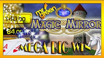 MEGA BIG WIN| Mr Green- MAGIC MIRROR auf 2€/ 5€/ 10€ und 20€