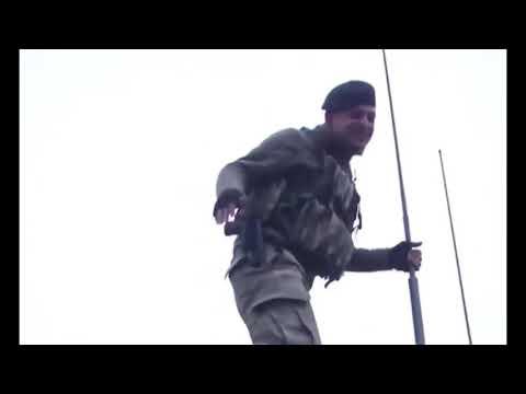Afrin'e İmam Hatipler den Selamlar