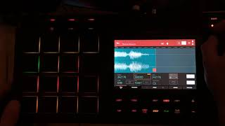 Akai MPC LIVE - How To use MPC LIVE For The First Time (MPC LIVE for Beginners) [Includes Sampling]