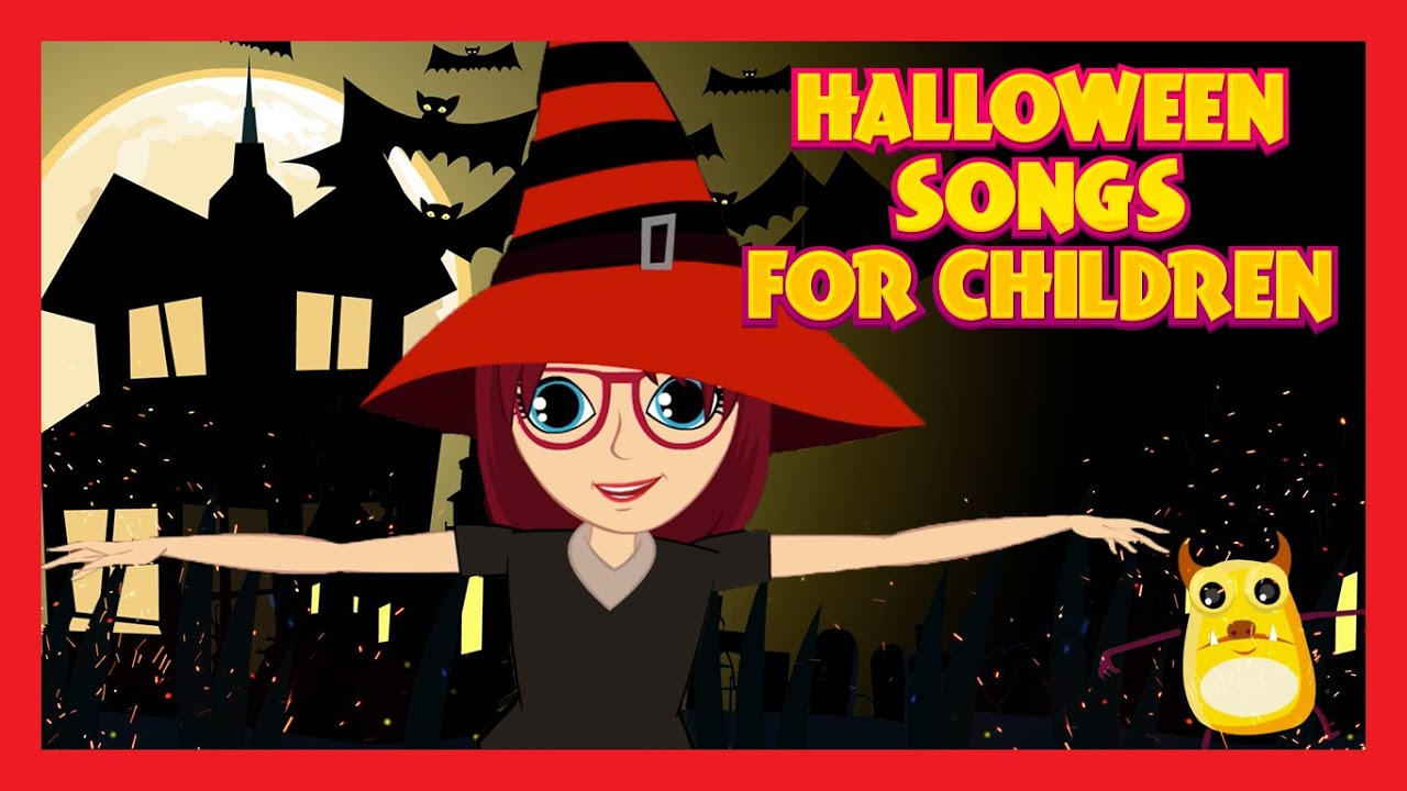 halloween songs for children i party with dracula jack o lantern