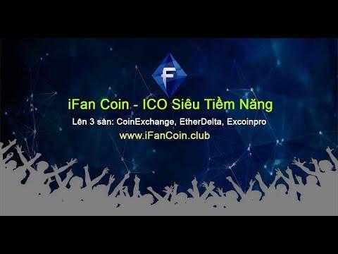 iFan Coin - ICO đã đầu tư hàng 30 Bitcoin - Cách hồi vốn nhanh