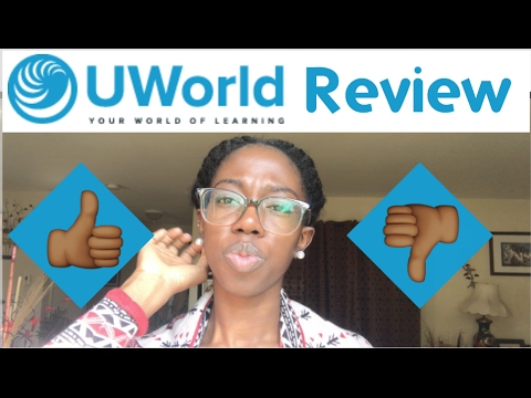 My UWorld Review 2017! NCLEX Tips and Tricks ۞ The Black Nurse