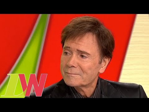 Sir Cliff Richard Claims Retiring Is Not in His Vocabulary   Loose Women