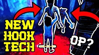 I Discovered The New Hook Tech - Dead by Daylight