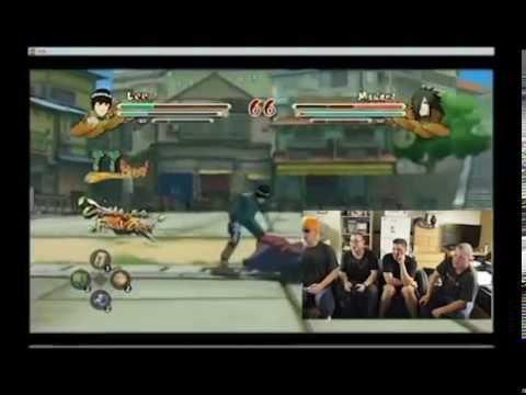 SMASH ED BROS: Naruto ninja storm 3