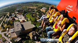 Парк развлечений и аттракционов Порт Авентура, Испания(Порт Авентура один из крупнейших парков развлечений в самом центре испанского побережья Коста-Дорада...., 2015-02-01T18:21:45.000Z)