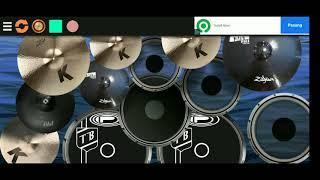 Download Lagu Drum cover ( last child - Seharusnya ) #Realdrumcover#drum mp3