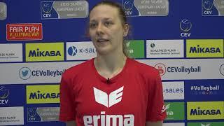 """""""Wir sind gute Freunde, doch auf dem Feld geht es um den Sieg"""" - Maja Storck"""