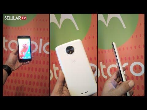 MOTO C, Smartphone Dengan Harga Terjangkau