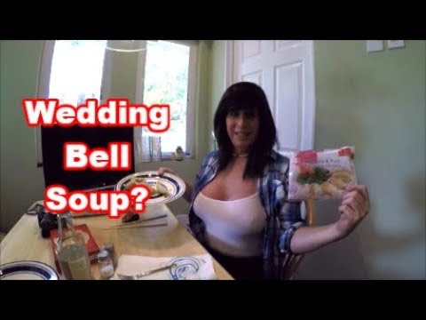 Dollar Tree Lunch Challenge: Wedding Bell Soup, Pot Stickers & Peanut Brittle