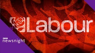 Will Labour back a second referendum? - BBC Newsnight