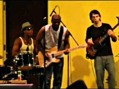 """Jay Blue's Band performing """"Do You Believe"""" at the..."""