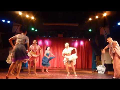 Rakatan Show (Pt5) - Cohiba Café, Havana