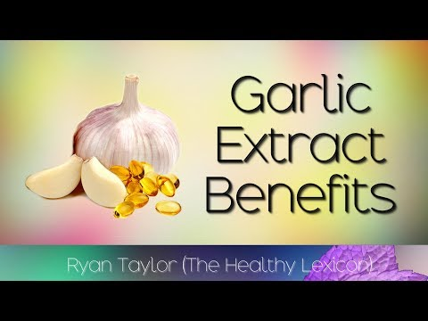 Garlic Extract: Benefits and Uses