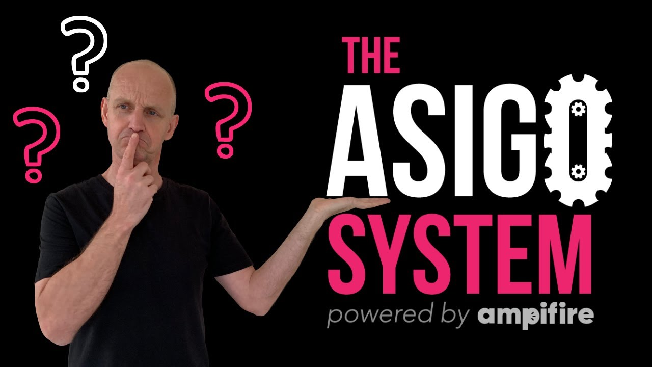 What Is The Asigo System By Chris Munch All About In 2020 - YouTube