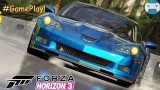 Forza Horizon 3#Chevrolet Corvette ZR 1 Gameplay!