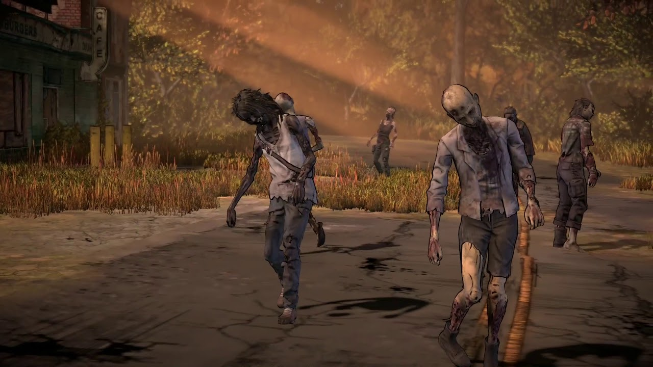 Walking Dead Gucken