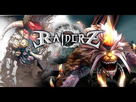 Wild Raiderz – Gameplay Aleatório 【Berserker】