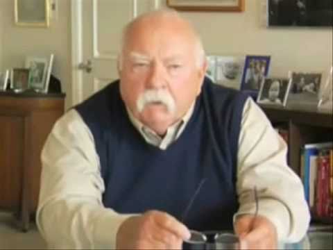 Poop: Wilford Brimley Falls Headfirst Down the Stairs
