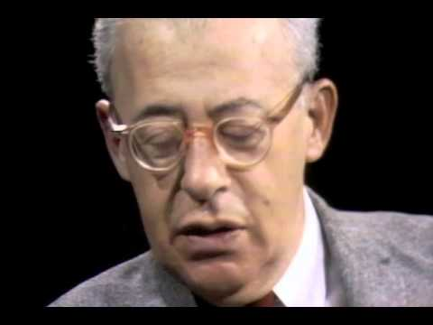 William F Buckley Jr & Saul Alinsky - Mobilizing The Poor
