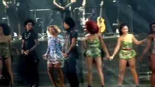 Halo + more - Beyonce The Mrs Carter Show Adelaide 5th November 2013
