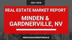 Minden & Gardnerville Nevada Real Estate Market Watch July 2018 | Nevada Real Estate Group |