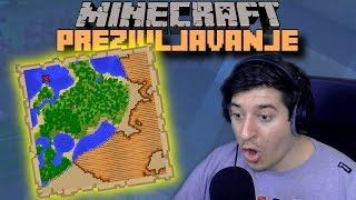 PRONAŠLI SMO ZAKOPANO BLAGO!!!!- Minecraft Preživljavanje