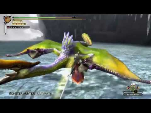 Monster Hunter 3 Ultimate  Trapping a Trickster