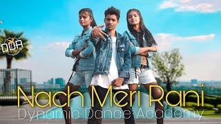 Naach Meri Rani|Guru Randhawa Feat.Nora Fatehi| Dance Cover|D.D.A
