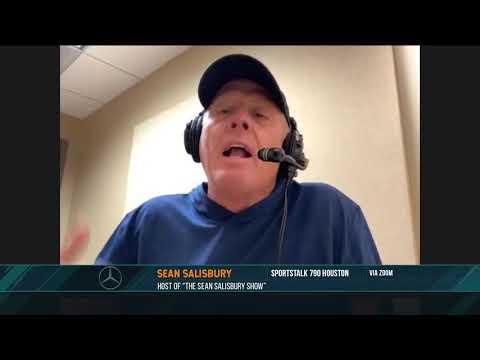 Sean Salisbury on the Dan Patrick Show Full Interview | 9/16/21