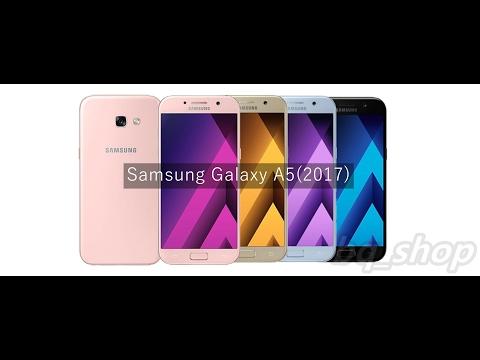 Samsung Galaxy A5(2017) A520F/DS 4G 32GB  International Version OPEN BOX