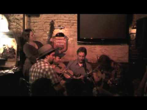 All Night Long with Foghorn Stringband