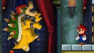 New Super Mario Bros DS - All Castles