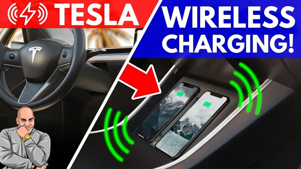 Nomad Tesla Model 3 Wireless Charger Review - Wirelessly ...