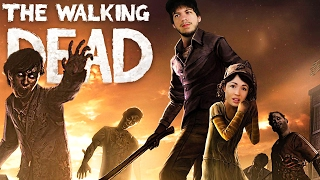 THE WALKING DEAD w/ MY BOYFRIEND!! (PART 1)